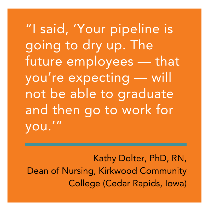 Quote by Dr. Kathy Dolter
